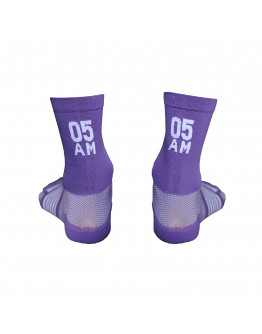 Sock 05AM Purple