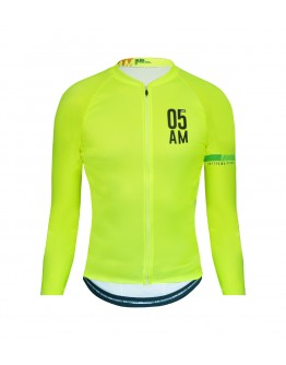 05AM Neon Yellow Long Sleeves