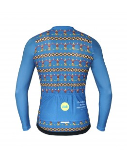 Archipelago Aceh Blue Long Sleeves