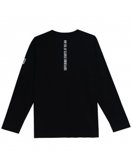 T-Shirt 05AM Black Long SLeeve