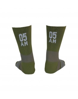 Sock 05AM Army Green