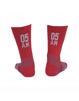Sock 05AM Red